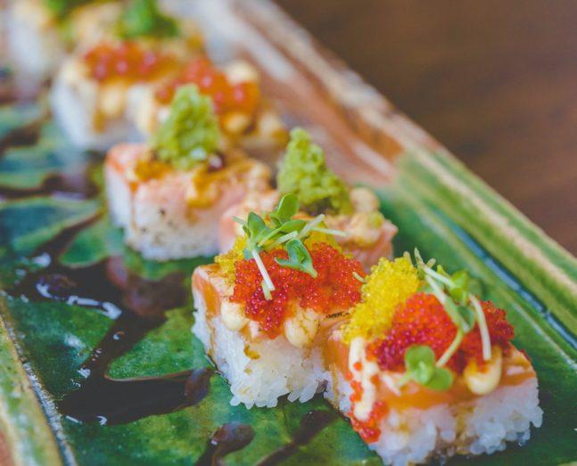 Omakase Aburi Sushi