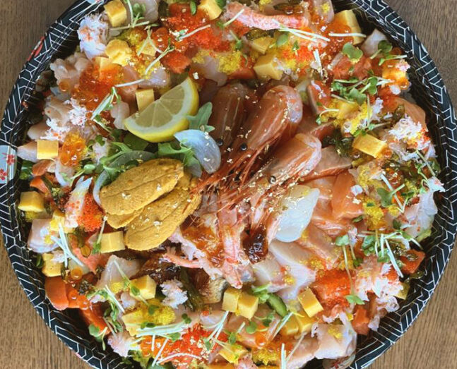 Family Size Seafood Bowl